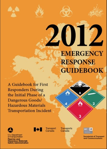 Emergency-Response-Guidebook