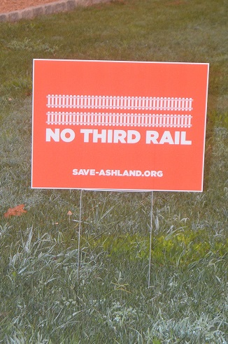 No Third Rail Ashland