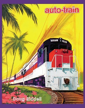 Auto-train book cover