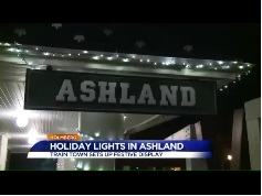 Ashland VA Light up the Tracks