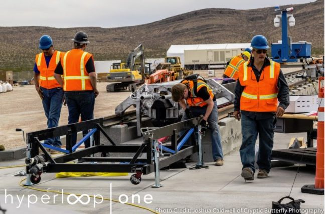 Hyperloop Richmond Washington